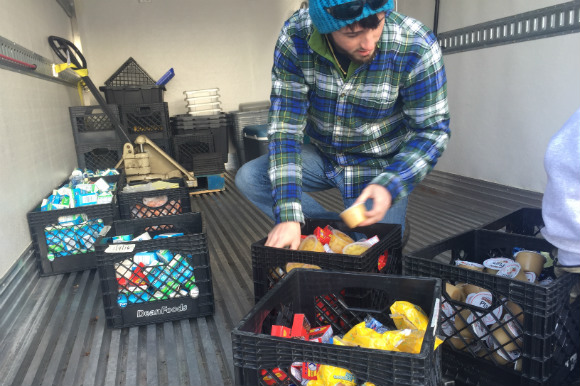Preblud estimates the nonprofit has diverted 2,000 tons of food from the landfill to date.