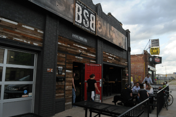 Black Shirt Brewing was a pioneer when it opened in RiNo in 2010.