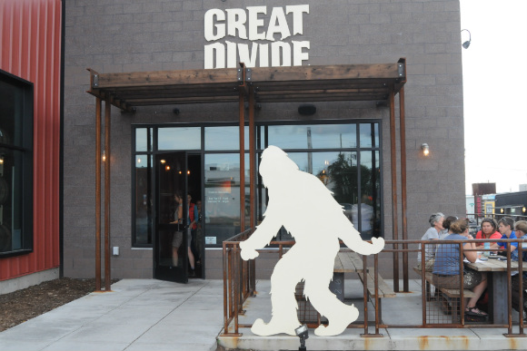 Great Divide's Yeti ventures north to RiNo in 2015.