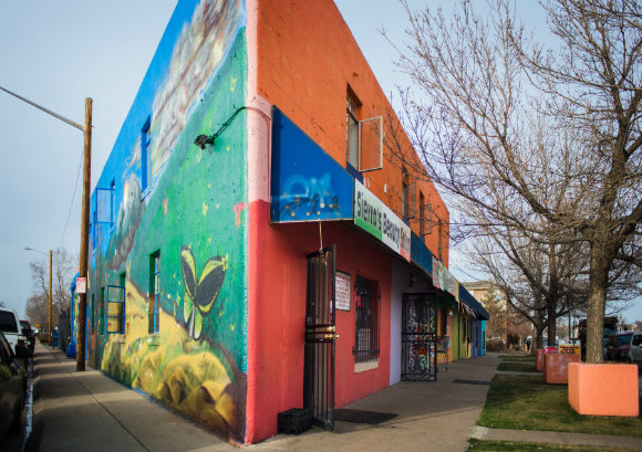 Art is a potential catalyst for community empowerment in Westwood.