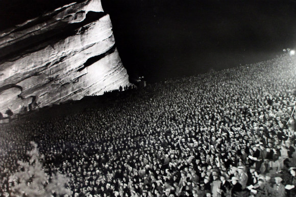Red Rocks 75 Years Of Music And Memories