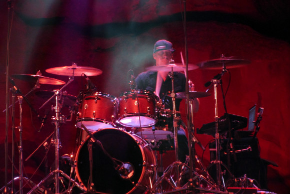 Dave Watts is the leader and drummer for The Motet.