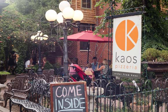 Kaos Pizzeria and Park Burger have used Pearl Street as a launching pad to expand through the city.