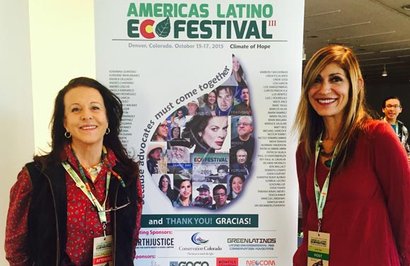 Americas Latino Eco Festival celebrates and empowers leaders of the Latino climate movement.