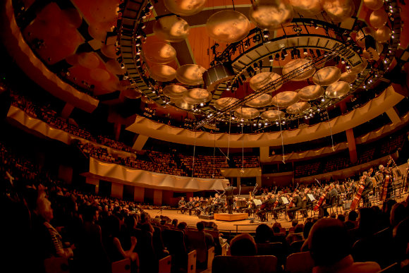 The SCFD funds such large, performance-based organizations as the Colorado Symphony.