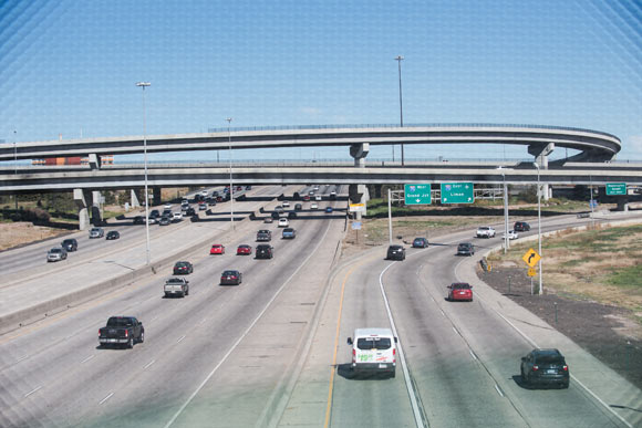 CDOT plans to widen I-70 by four lanes between I-25 and Tower Road.