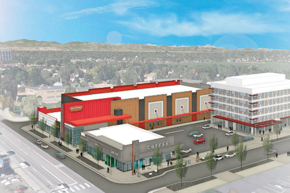 Alamo Drafthouse will bring eight movie screens to West Colfax Avenue.