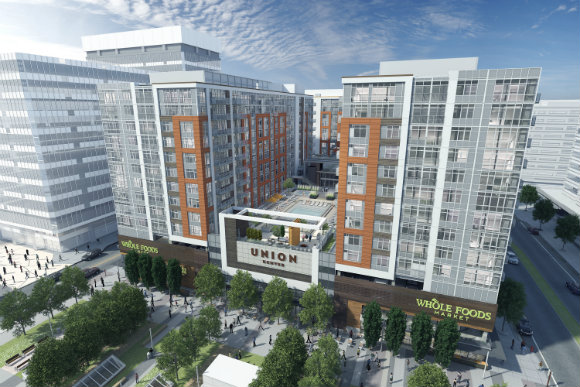 Union Denver will bring Whole Foods to LoDo.