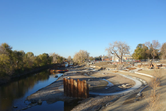 Grant-Frontier Park now features three terraces.