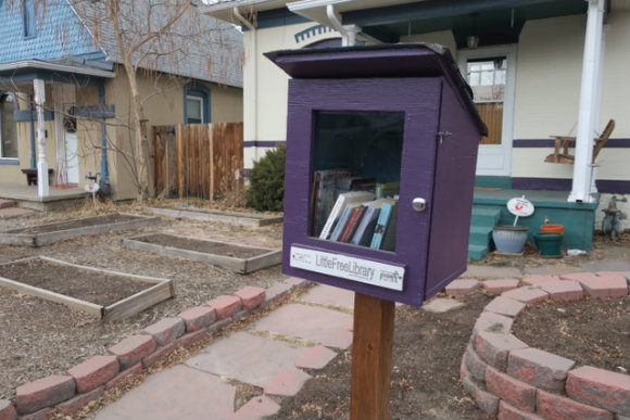 Expect more Little Free Libraries in Denver soon.