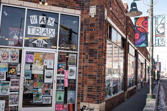 Wax Trax moved to its present location in 1978.