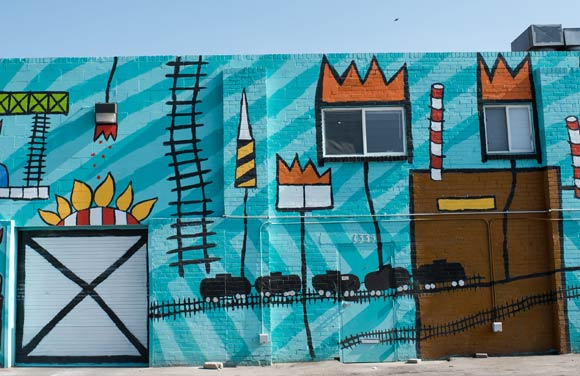 Denver's Urban Art Fund is one of many programs overseen by Navas-Nieves and her team.