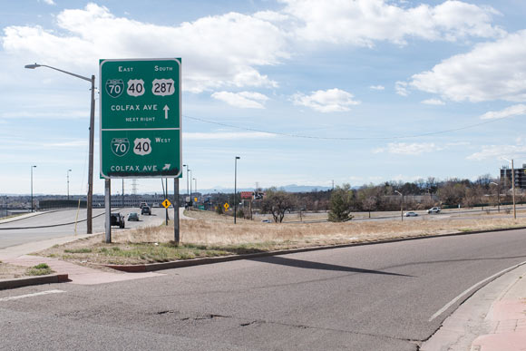 "Transportation advocates hope CDOT is ready to get ""over the Colfax clover."""