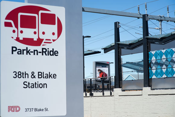 Since the University of Colorado A Line opened last year, the city has been working with stakeholders and members of the community to refine the vision for building heights near the 38th and Blake Street light-rail station in River North.