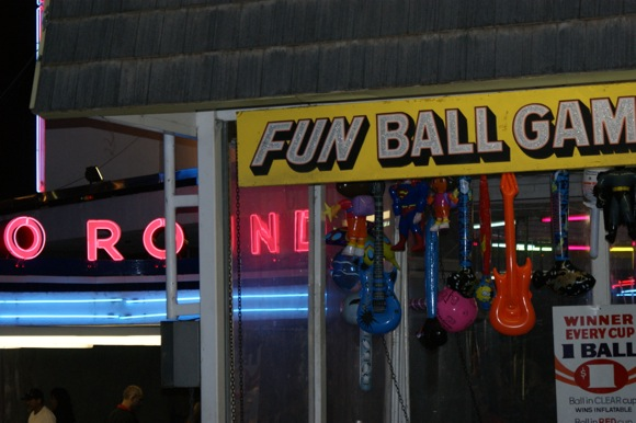 Win fabulous prizes at Fun Ball.