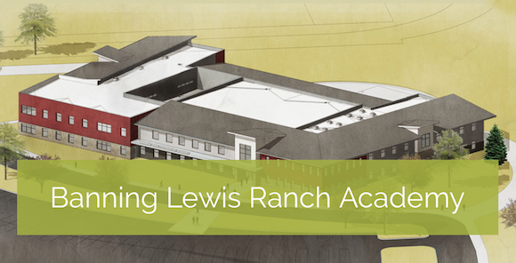 Banning Lewis Ranch Academy plan