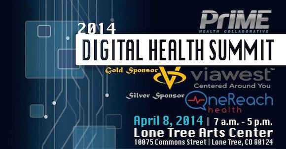Digital Health Summit banner
