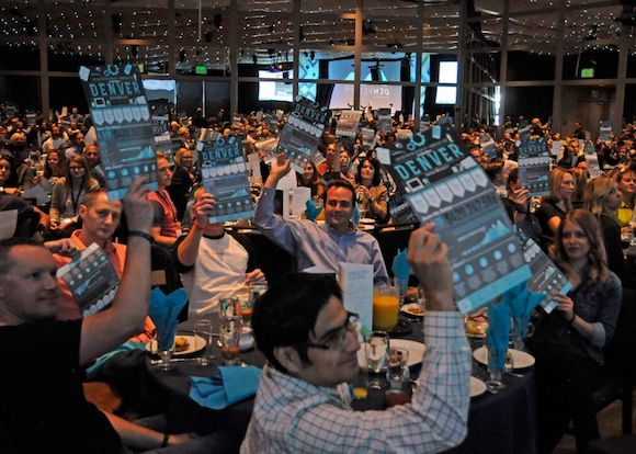 Denver Startup Week is the largest event of its kind in the U.S.