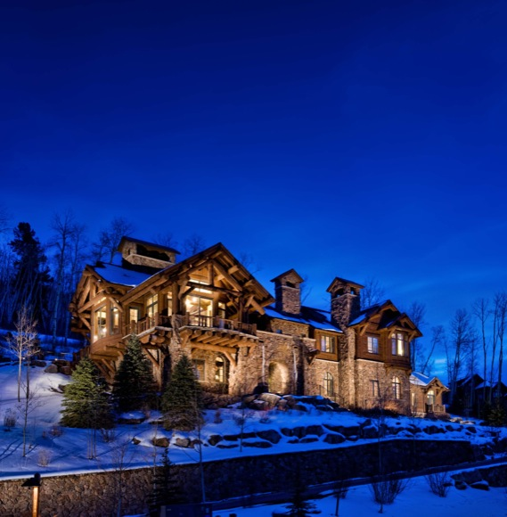 An Inspirato residence in Beaver Creek, Colorado.