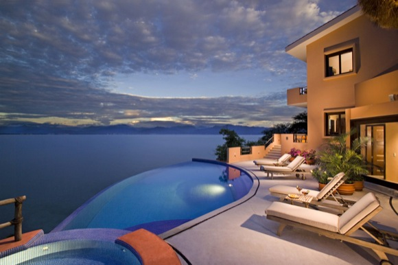 An Inspirato vacation home in Punta de Mita, Mexico.