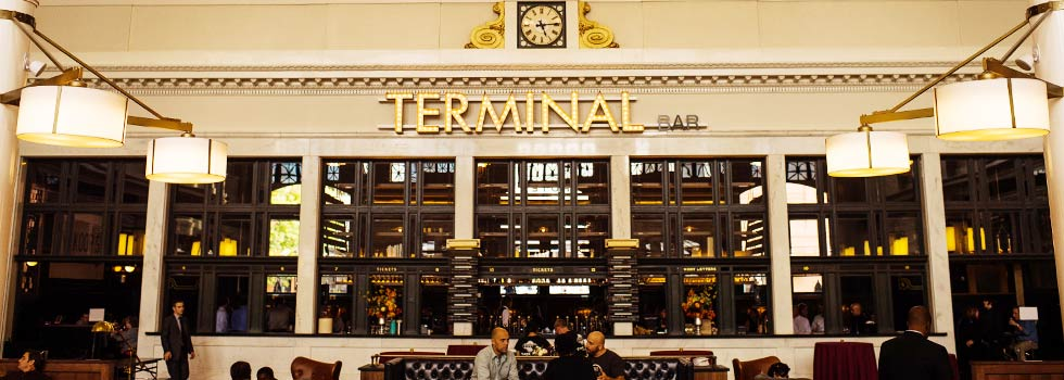 Union Station's Terminal Bar