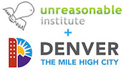 Unreasonable Institute Denver OED Logo