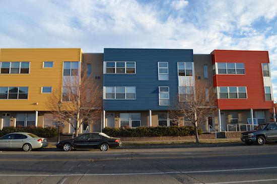 yes this is public housing how denver housing authority is mixing