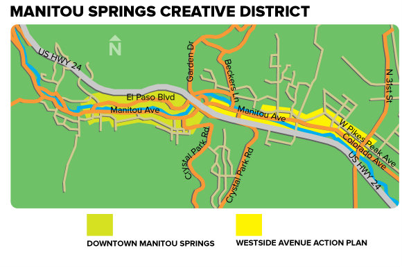 Creativity Abrew In Manitou Springs