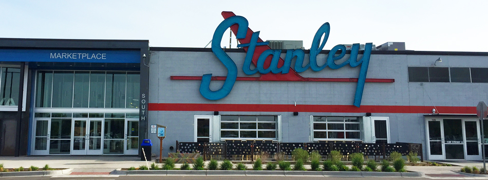 The Stanley: Reinventing the urban mall